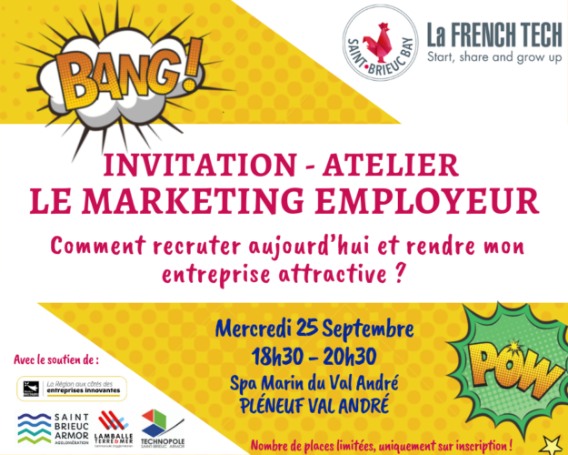 Affiche Marketing employeur