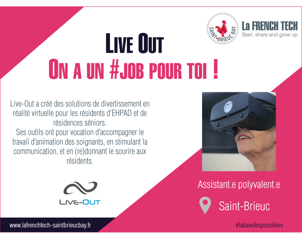 Annonce offre emploi Live Out